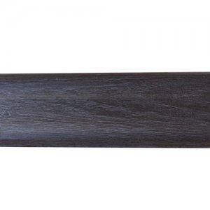 Плинтус ПВХ Vox Smart 575 Дуб черный
