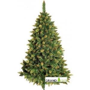 GrandSiti Снежная королева золото с шишками 102-080
