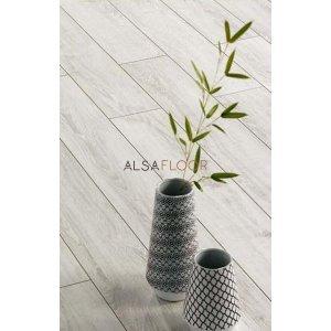 Ламинат Alsafloor Solid Medium SM627 Дуб Полярный
