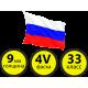 Ламинат Tarkett ( Таркетт ) Estetica 933 (Россия)